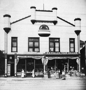 Knights of Pythias Hall, 1909