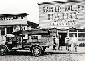 Smith M. Wilson's Rainier Valley Dairy business.