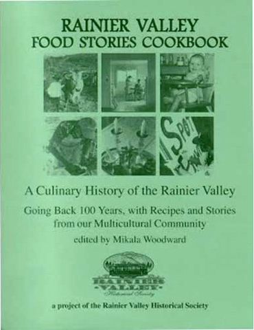 "Our Book - ""The Rainier Valley Food Stories Cookbook"""